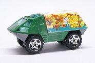 Armored Response Vehicle Scooby Doo - 06011cf