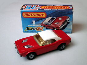 Dodge Challenger (Red)