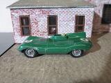 D Type Jaguar (41-A)