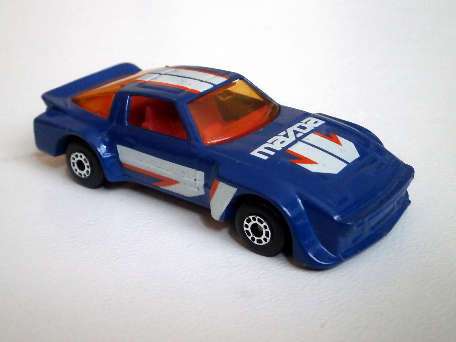 Superieur IMSA Mazda RX 7 1983