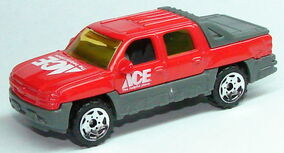 0258 Chevy Avalanche ace