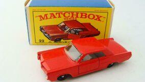 Pontiac GP Sports Coupe (1965-96 RW22)