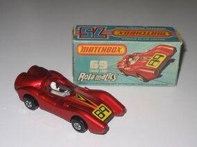 Turbo Fury (1973-78)