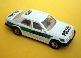 Mercedes-Benz 300E (Polizei)