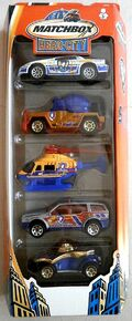 Police (2004 5 Pack)