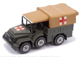 DAF Ambulance (1979 K-112)