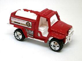 Foam Fire Truck (2006 5 Pack)