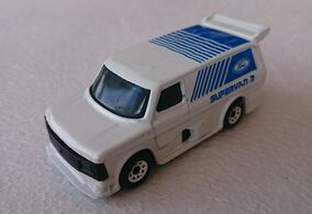 Ford Supervan II (MB166)