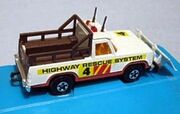 Highway Rescue (Rear)