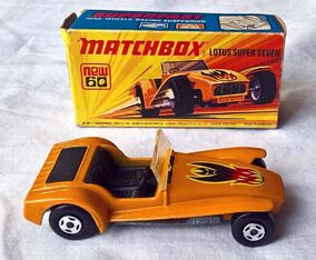 Lotus Super Seven 1971-74