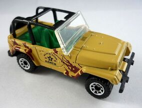 Jeep Wrangler (1999 5 Pack Dude Ranch)