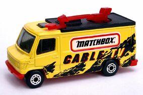 TV News Truck - 5404df