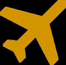 Round Trip Plane