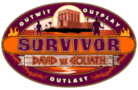 David vs Goliath Logo