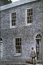 Ханна Малкольм дом иллюстрация