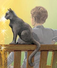 Кирджава Уилл Иллюстрация обложки 2003 фрагмент