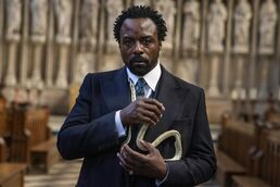 Лорд Бореал с деймоном змеёй телесериал