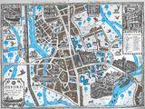 Карта Оксфорда
