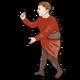 Символ алетиометра игра 34 Дикарь