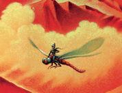 Тиалис иллюстрация с обложки Янтарный телескоп Германия 2010