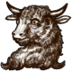 Символ алетиометра игра 4 Бык