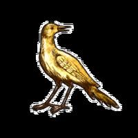 Символ алетиометра игра 7 Птица крупный