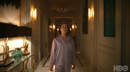 Лира коридор квартира Колтер шумы телесериал