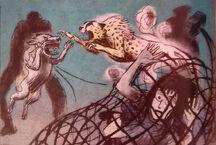 Пантелеймон леопард метательные сети комикс