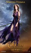 Серафина Пеккала постер лук стрела
