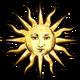 Символ алетиометра игра 33 Солнце