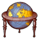Символ алетиометра игра 12 Глобус