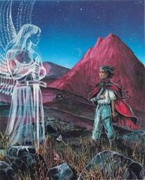 Ангел Уилл обложка Польша 1998
