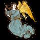 Символ алетиометра игра 18 Ангел