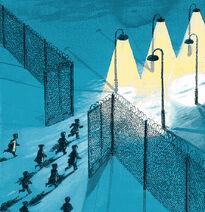Антарные лампы Больвангар фрагмент иллюстрации Бейли