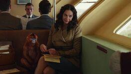 Мариса Колтер Золотая обезьяна в дирижабле телесериал