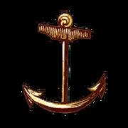 Символ алетиометра игра 14 Якорь крупный