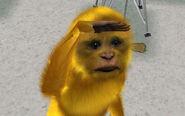 Золотая обезьяна шпионит Больвангар игра