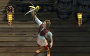 Лира ловит муху шпиона игра