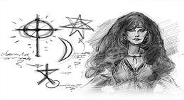 Ведьма Дневник Лиры игра