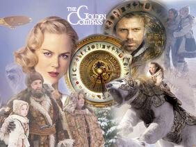 Постер фильма Золотой компас