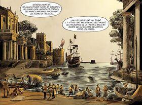 Читтагацце порт комикс