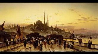 Arabesque- Sounds of Istanbul -Original Piano Composition-