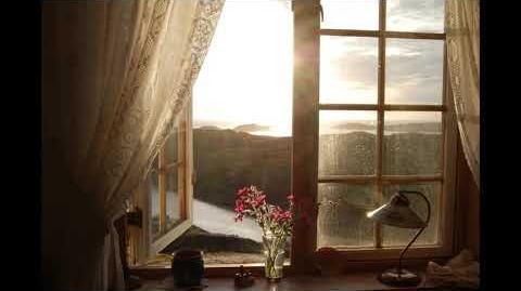 Evening Reverie - Consolation Version 2 piano composition