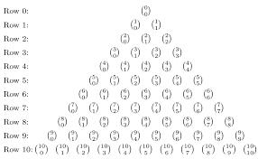 Pascal's triangle 2