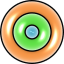 Stylized bullseye