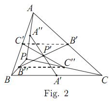 Cercul celor 9 puncte (Euler) (2)