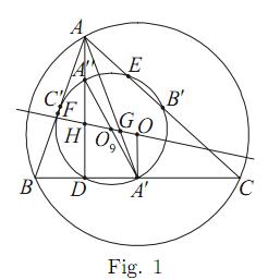 Cercul celor 9 puncte (Euler) (1)