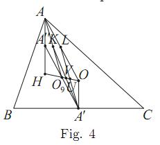 Cercul celor 9 puncte (Euler) (4)