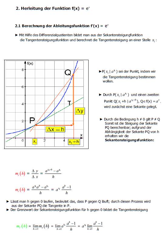 E-Funktion 4