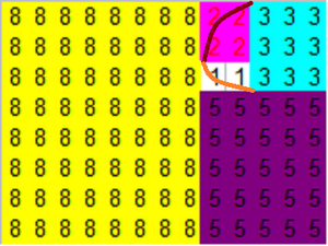 Adapt fibonacci tiles